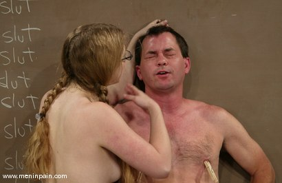 Photo number 12 from Princess Kali and Priapus shot for Men In Pain on Kink.com. Featuring Princess Kali and Top James in hardcore BDSM & Fetish porn.