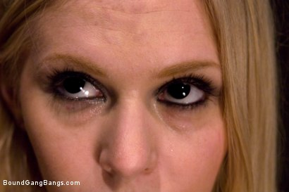 Photo number 2 from Public Gangbang 3 shot for Bound Gang Bangs on Kink.com. Featuring Sarah Jane Ceylon in hardcore BDSM & Fetish porn.