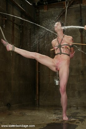Photo number 8 from Nina shot for Water Bondage on Kink.com. Featuring Nina in hardcore BDSM & Fetish porn.