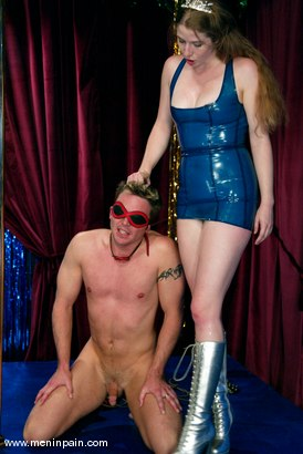 Photo number 1 from Dick Richards and Princess Kali shot for Men In Pain on Kink.com. Featuring Dick Richards and Princess Kali in hardcore BDSM & Fetish porn.