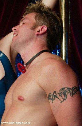 Photo number 15 from Dick Richards and Princess Kali shot for Men In Pain on Kink.com. Featuring Dick Richards and Princess Kali in hardcore BDSM & Fetish porn.