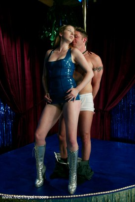 Photo number 9 from Dick Richards and Princess Kali shot for Men In Pain on Kink.com. Featuring Dick Richards and Princess Kali in hardcore BDSM & Fetish porn.