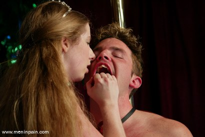 Photo number 6 from Dick Richards and Princess Kali shot for Men In Pain on Kink.com. Featuring Dick Richards and Princess Kali in hardcore BDSM & Fetish porn.