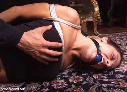 Photo number 5 from Ruby shot for Hogtied on Kink.com. Featuring Ruby in hardcore BDSM & Fetish porn.