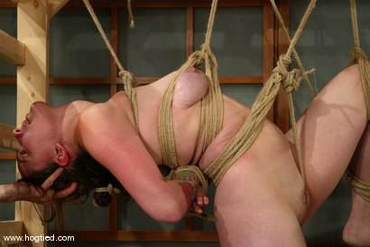Photo number 11 from Ava shot for Hogtied on Kink.com. Featuring Ava in hardcore BDSM & Fetish porn.