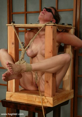 Photo number 14 from Ava shot for Hogtied on Kink.com. Featuring Ava in hardcore BDSM & Fetish porn.