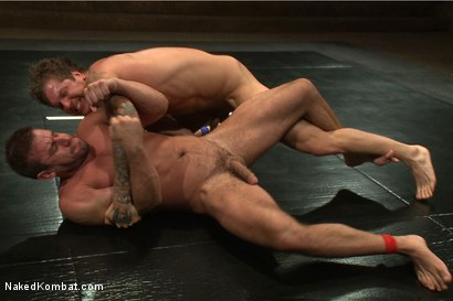 Photo number 8 from Parker London vs Logan Scott shot for Naked Kombat on Kink.com. Featuring Parker London and Logan Scott in hardcore BDSM & Fetish porn.