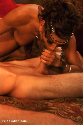 Photo number 14 from TS Yasmin Lee as Cleopatra: TsSeduction.com Special Feature shot for TS Seduction on Kink.com. Featuring Yasmin Lee and Blake in hardcore BDSM & Fetish porn.