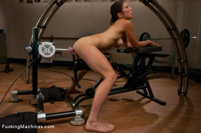 Photo number 7 from SQUIRTING, CUMMING, CRYING, ORGASMS shot for Fucking Machines on Kink.com. Featuring Vai in hardcore BDSM & Fetish porn.