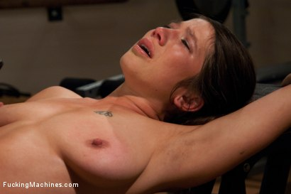Photo number 12 from SQUIRTING, CUMMING, CRYING, ORGASMS shot for Fucking Machines on Kink.com. Featuring Vai in hardcore BDSM & Fetish porn.