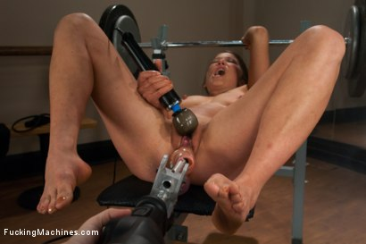 Photo number 11 from SQUIRTING, CUMMING, CRYING, ORGASMS shot for Fucking Machines on Kink.com. Featuring Vai in hardcore BDSM & Fetish porn.