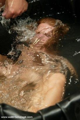Photo number 7 from Jenni Lee shot for Water Bondage on Kink.com. Featuring Jenni Lee in hardcore BDSM & Fetish porn.