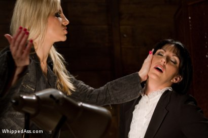 Photo number 2 from Power Of Attorney shot for Whipped Ass on Kink.com. Featuring Ashley Fires and Roxanne Hall in hardcore BDSM & Fetish porn.