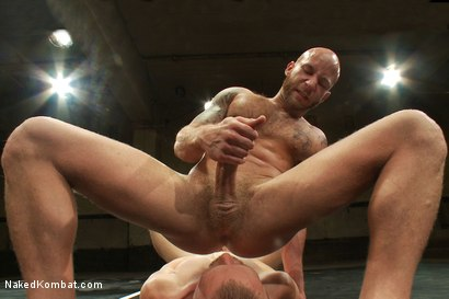 Photo number 12 from Drake Jaden vs Patrick Hunt shot for Naked Kombat on Kink.com. Featuring Drake Jaden and Patrick Hunt in hardcore BDSM & Fetish porn.