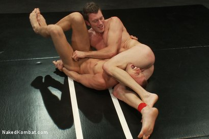 Photo number 9 from Kyle Braun vs Kyle Quinn shot for Naked Kombat on Kink.com. Featuring Kyle Braun and Kyle Quinn in hardcore BDSM & Fetish porn.