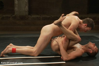 Photo number 12 from Kyle Braun vs Kyle Quinn shot for Naked Kombat on Kink.com. Featuring Kyle Braun and Kyle Quinn in hardcore BDSM & Fetish porn.