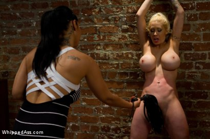 Photo number 10 from A Lesbian Secret shot for Whipped Ass on Kink.com. Featuring Candy Manson and Isis Love in hardcore BDSM & Fetish porn.