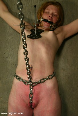 Photo number 9 from Madison Young shot for Hogtied on Kink.com. Featuring Madison Young in hardcore BDSM & Fetish porn.