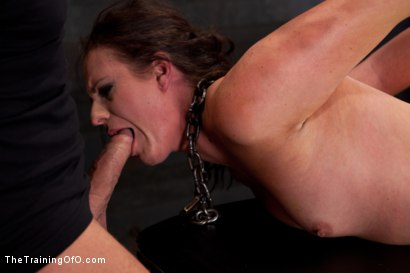 Photo number 4 from Sophie Monroe Live Shoot  Brutal Ass Fucking and Total Pain Overload shot for The Training Of O on Kink.com. Featuring Sophie Monroe and Mark Davis in hardcore BDSM & Fetish porn.