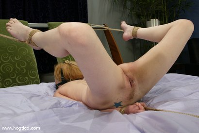 Photo number 9 from Star shot for Hogtied on Kink.com. Featuring Star in hardcore BDSM & Fetish porn.