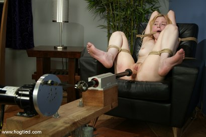 Photo number 4 from Star shot for Hogtied on Kink.com. Featuring Star in hardcore BDSM & Fetish porn.