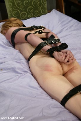 Photo number 8 from Star shot for Hogtied on Kink.com. Featuring Star in hardcore BDSM & Fetish porn.