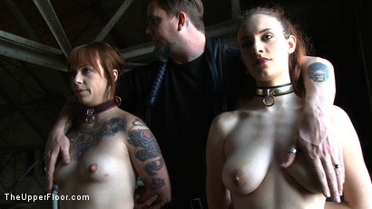 Photo number 11 from Service Day: Sin's Birthday shot for The Upper Floor on Kink.com. Featuring Iona Grace and Sparky Sin Claire in hardcore BDSM & Fetish porn.