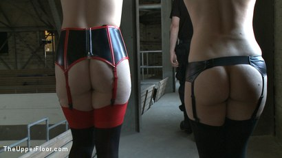 Photo number 12 from Service Day: Sin's Birthday shot for The Upper Floor on Kink.com. Featuring Iona Grace and Sparky Sin Claire in hardcore BDSM & Fetish porn.