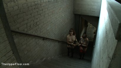 Photo number 13 from Service Day: Sin's Birthday shot for The Upper Floor on Kink.com. Featuring Iona Grace and Sparky Sin Claire in hardcore BDSM & Fetish porn.