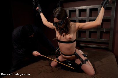 Photo number 14 from Amber Rayne, Helpless and Chained shot for Device Bondage on Kink.com. Featuring Amber Rayne in hardcore BDSM & Fetish porn.