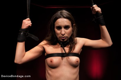 Photo number 15 from Amber Rayne, Helpless and Chained shot for Device Bondage on Kink.com. Featuring Amber Rayne in hardcore BDSM & Fetish porn.