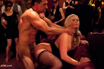 Photo number 11 from Kink Swing Presents: <br> Eyes Wide Fucked: Part One shot for Kink Test Shoots on Kink.com. Featuring James Deen, Mark Davis, Marco Banderas, Lexi Belle, Phoenix Marie, Gia DiMarco and Iona Grace in hardcore BDSM & Fetish porn.