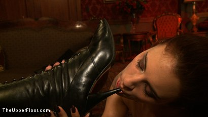 Photo number 12 from Service Day: Welcome Back Governess shot for The Upper Floor on Kink.com. Featuring Iona Grace and Lilla Katt in hardcore BDSM & Fetish porn.