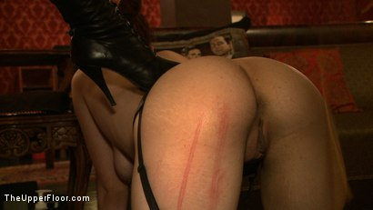 Photo number 20 from Service Day: Welcome Back Governess shot for The Upper Floor on Kink.com. Featuring Iona Grace and Lilla Katt in hardcore BDSM & Fetish porn.