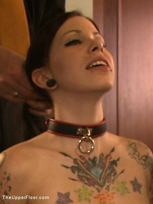 Photo number 14 from Service Day: Double Anal Training  shot for The Upper Floor on Kink.com. Featuring Krysta Kaos in hardcore BDSM & Fetish porn.