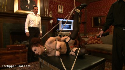 Photo number 11 from Service Day: Tight Squeeze shot for The Upper Floor on Kink.com. Featuring Iona Grace and Nerine Mechanique in hardcore BDSM & Fetish porn.