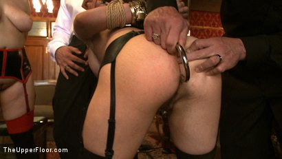 Photo number 20 from Service Day: Tight Squeeze shot for The Upper Floor on Kink.com. Featuring Iona Grace and Nerine Mechanique in hardcore BDSM & Fetish porn.