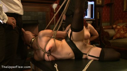 Photo number 18 from Service Day: Tight Squeeze shot for The Upper Floor on Kink.com. Featuring Iona Grace and Nerine Mechanique in hardcore BDSM & Fetish porn.
