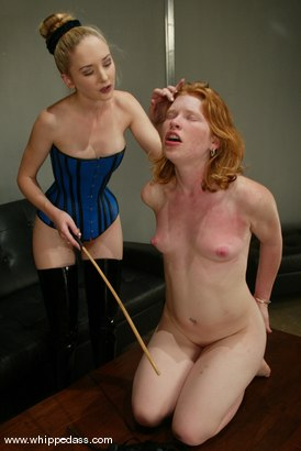 Photo number 8 from Chanta-Rose and Madison Young shot for Whipped Ass on Kink.com. Featuring Madison Young and Chanta-Rose in hardcore BDSM & Fetish porn.