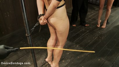 Photo number 9 from Taut pussies, bound tits, prancing whores shot for Device Bondage on Kink.com. Featuring Isis Love, Missy Minks and Audrey Rose in hardcore BDSM & Fetish porn.