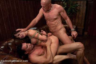 Photo number 14 from The Shoplifter shot for Sex And Submission on Kink.com. Featuring Amy Brooke, Mark Davis and Marco Banderas in hardcore BDSM & Fetish porn.