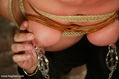 Photo number 11 from Talia Monet shot for Hogtied on Kink.com. Featuring Talia Monet in hardcore BDSM & Fetish porn.