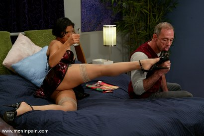 Photo number 3 from Billy Budd and Mika Tan shot for Men In Pain on Kink.com. Featuring Billy Budd and Mika Tan in hardcore BDSM & Fetish porn.