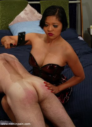 Photo number 5 from Billy Budd and Mika Tan shot for Men In Pain on Kink.com. Featuring Billy Budd and Mika Tan in hardcore BDSM & Fetish porn.