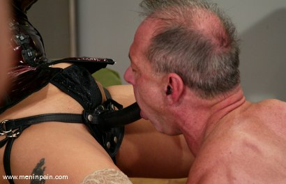 Photo number 8 from Billy Budd and Mika Tan shot for Men In Pain on Kink.com. Featuring Billy Budd and Mika Tan in hardcore BDSM & Fetish porn.