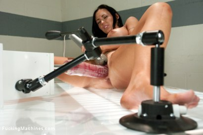 Photo number 9 from Licking Up Her Squirt: The Ever Wet Jenna shot for Fucking Machines on Kink.com. Featuring Jenna Presley in hardcore BDSM & Fetish porn.