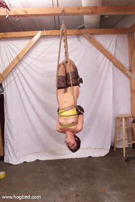 Photo number 2 from Viva shot for Hogtied on Kink.com. Featuring Viva in hardcore BDSM & Fetish porn.