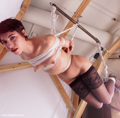 Photo number 8 from Viva shot for Hogtied on Kink.com. Featuring Viva in hardcore BDSM & Fetish porn.