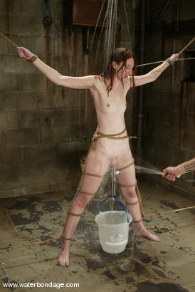 Photo number 13 from Viking and Kendra James shot for Water Bondage on Kink.com. Featuring Viking and Kendra James in hardcore BDSM & Fetish porn.