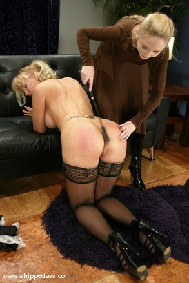 Photo number 6 from Abbey and Chanta-Rose shot for Whipped Ass on Kink.com. Featuring Abbey and Chanta-Rose in hardcore BDSM & Fetish porn.